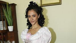Eva Burešová jako Roxana v Cyranovi