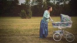 Kristýna Leichtová je pyšnou maminkou.