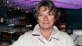 Jitka Němcová po prezentaci svého nového filmu.