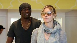 O Heidi Klum a jejím manželovi Sealovi se také spekuluje jako o možných kmotrech.