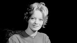 Jana Brejchová na snímku z 60. let