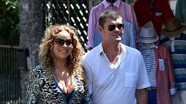 Vztah Mariah Carey a Jamese Packera je vážnější, než se čekalo...