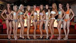 Deset krásek, jež chtějí být novou Mesarošovou.