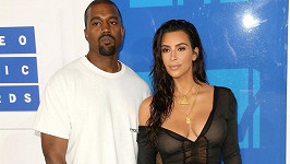 Kim Kardashian a Kanye West se rozvádějí.