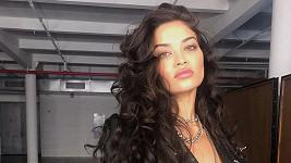 Shanina Shaik potěšila sexy snímky.