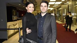 Gábina Partyšová vyrazila do kina s kamarádem Michalem.