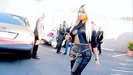 Nicki Minaj opět provokuje.