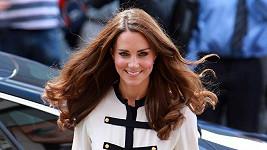 Catherine vévodkyně z Cambridge.