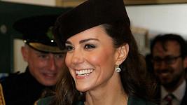 Vévodkyně Kate chystá pro svého muže originální dárek.