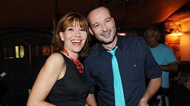 Český Leonardo DiCaprio Michal Jagelka s Míšou Dolinovou