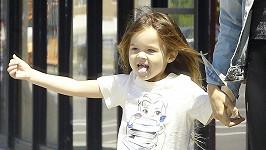 Everly, roztomilá dcerka herců Channinga Tatuma a Jenny Dewan