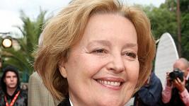 Magda Vašáryová je stále krásná.