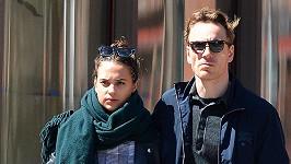Tato herecká dvojice se po třičtvrtě roce rozešla.