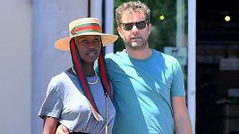 Joshua Jackson s přítelkyní Jodie Turner-Smith