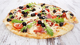 Pizza pro celé letadlo? Proč ne... Ilustrační foto