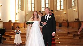 Pepina Nálepková rok po svatbě požádala o rozvod. Nemá prý ráda dluhy.