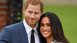 Harry a Meghan čekají druhé dítě.