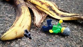Banán je jednoznačně tím nejnebezpečnějším ovocem. (ilustrační foto)