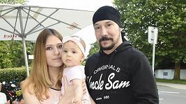 Bohuš Matuš s rodinou