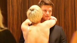 Miley Cyrus s Patrickem Schwarzeneggerem