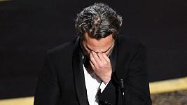 Joaquin Phoenix si odnesl Oscara za roli Jokera.