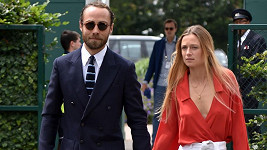 James Middleton se zasnoubil s Alizee Thevenet.