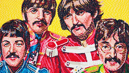 Bonbónoví Beatles od Malcolma Westa