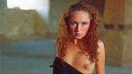 Bára Basiková se svlékla a chlubila se úplně vším.