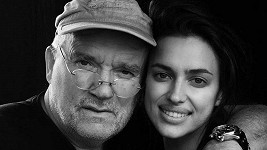 Peter Lindbergh s Irinou Shayk
