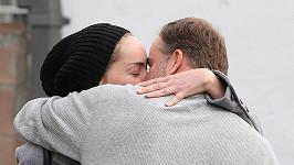 Sharon Stone a David DeLuise jsou novým hollywoodským párem.