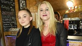 Mirjam s dcerou Rozálií