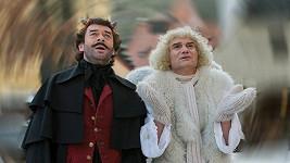 Ivan Trojan a Jiří Dvořák