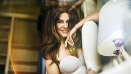 Dana Morávková se fotila i v prádle.