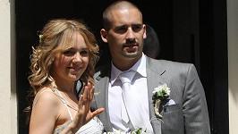V roce 2011 se Lucie Vondráčková provdala za Tomáše Plekance.