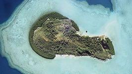Ostrov ve tvaru penisu