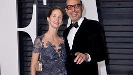 Goldblum a Livingston na Vanity Fair Party