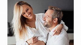Renata Langmannová je těhotná