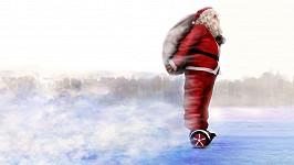 I Santa modernizuje... Ilustrační foto