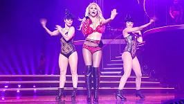 Takhle Britney provokovala v Las Vegas.