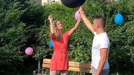 Tereza Fajksová a její partner Luboš čekají druhého potomka.