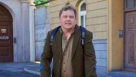 Václav Kopta bude hrát invalidu Rudolfa.