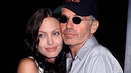 Bývalí manželé Angelina Jolie a Billy Bob Thorton.