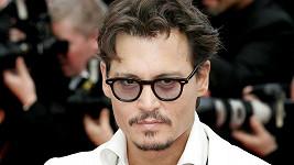 Nejoblíbenější herec Američanů Johnny Depp