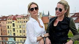 Simona Krainová s Yvonnou