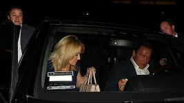 Arnold Schwarzenegger byl zachycen s Heather už v březnu.