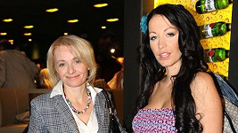 Veronika Žilková s dcerou Agátou Prachařovou