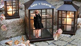 Iveta Bartošová se nakonec do lucerny dostala...