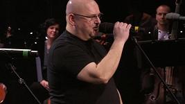 Na nedávném koncertu Černá hvězda k výročí začátku vysílání ostravské televize.