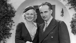 Jean Harlow a Paul Bern v domě štěstí nenašli.