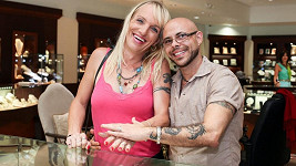 Jessica a Mark chystají na příští rok svatbu.